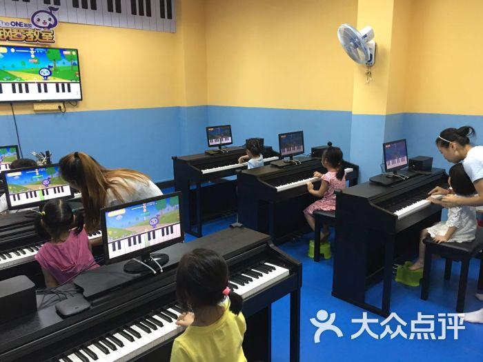 the one智能钢琴教室(小北路校区)-教学中图片-广州