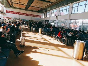 熊岳城站售票室