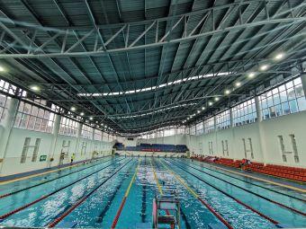 柳钢恒温游泳馆