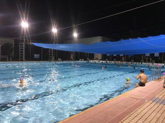 民族大学东校区游泳池