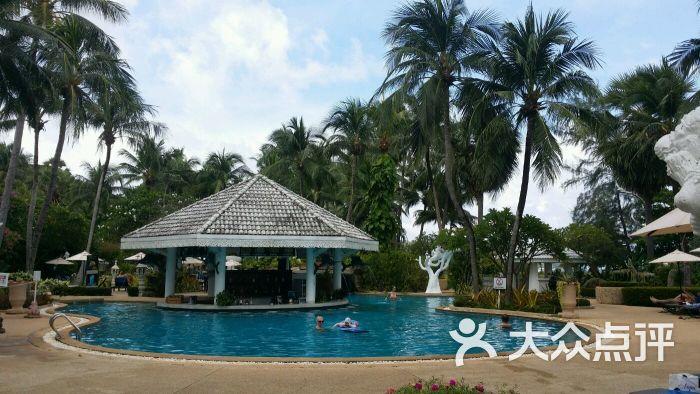 上海塔旺图片翡翠度假村普吉岛别墅-第97张普吉棕榈海滩图片