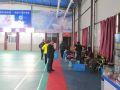 翊展健身中心羽毛球馆