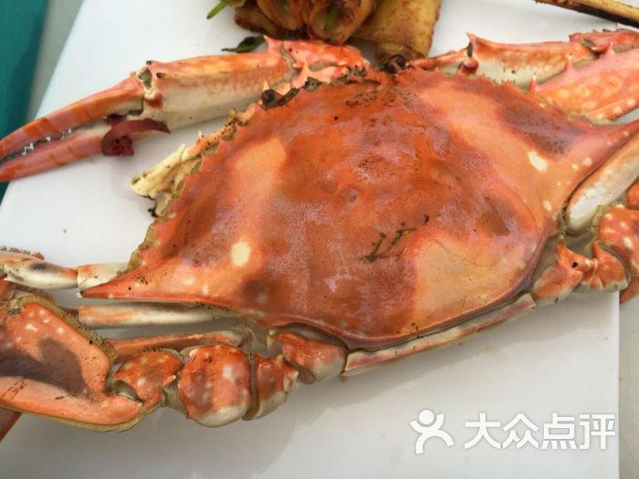 烤飞蟹-萨拉姐姐的图片-大众点评网
