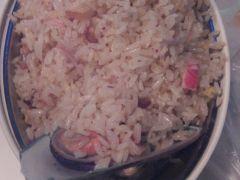 聚蟹座的海鲜饭