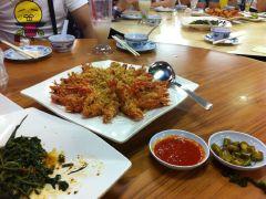 无招牌海鲜餐厅(芽笼店)的麦片虾