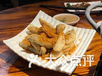 汀汀烤活魚(三坡坊店)