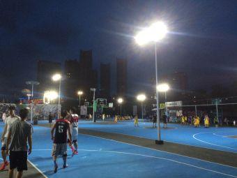战神篮球公园