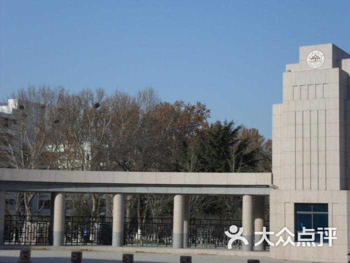 山东大学 中心校区图片