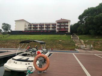金海湖度假酒店游艇码头