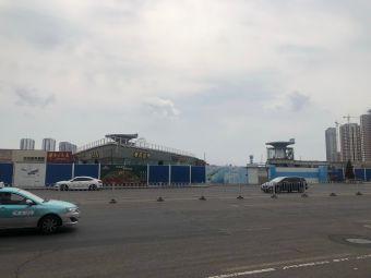 海河外灘公園停車場