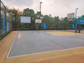 良庆力波篮球主题公园