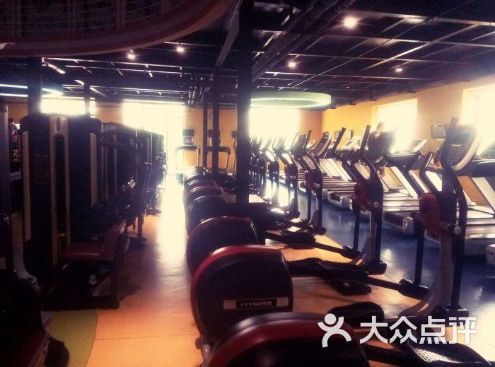 GT健身(大明湖会馆)-跑步机,踏步机图片-济南运
