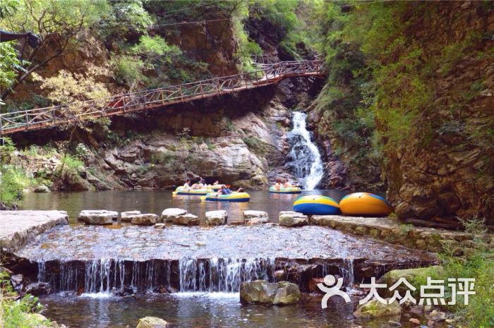 九龙潭自然风景区