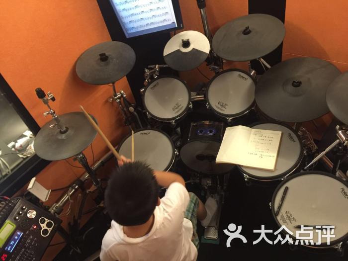 茄勾的架子鼓教室-图片-上海学习培训-大众点评网