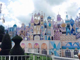 香港迪士尼城堡广场