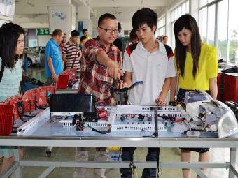 广西壮族自治区柳州市技工学校
