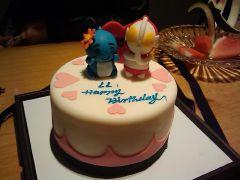樱妮卡的翻糖蛋糕