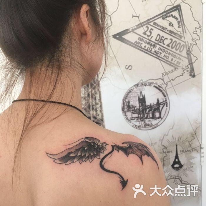010-tattoo刺青纹身半永久纹绣图片 - 第1张图片