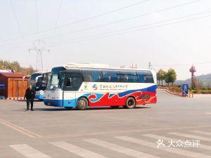 楚雄程家坝服务区停车场