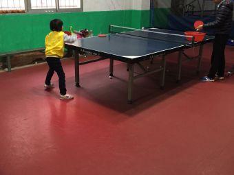 银晖少年乒乓球培训学校