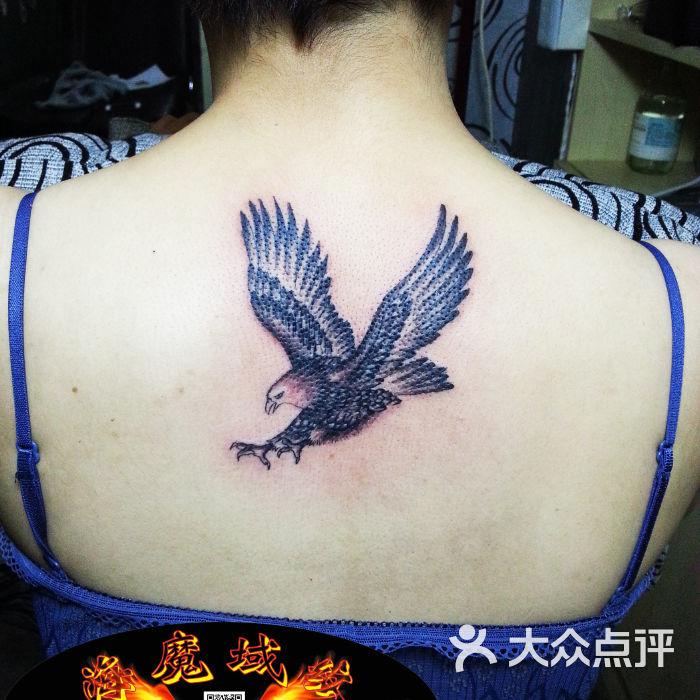 魔域纹身刺青手上小图腾 刺青 浦东纹身店图片 深圳纹身 大众点评网图片