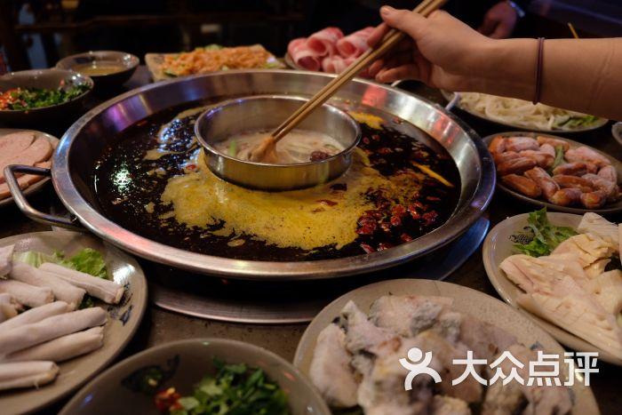 十八梯地道重庆老火锅(一品天下店)图片-第5张美食的阿拉伯人图片