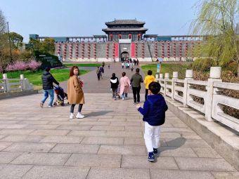 宋夹城体育休闲公园(东门)
