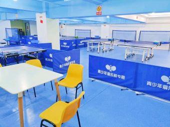禾祥西青少年乒乓球俱乐部