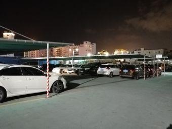 胜利购物广场停车场