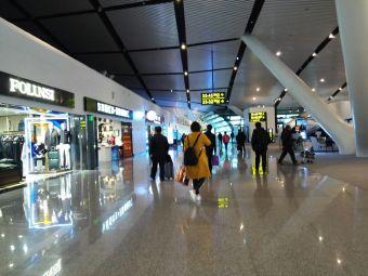 南宁吴圩国际机场T2航站楼