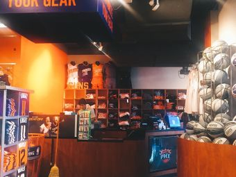 Team Shop (US Airways Center)(US Airways Center)