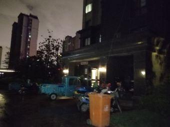 西城中央电动汽车充电站