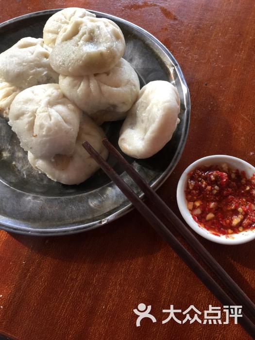 陈龙小吃店-美食-霍邱县美食花莲包子图片图片