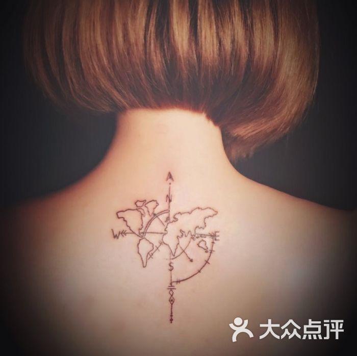 tattoo御刺青纹身店(淮海中路旗舰店)图片 - 第2张