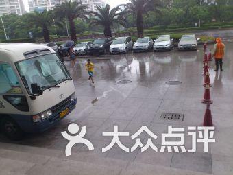 上海科技馆停车场
