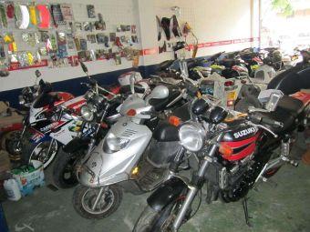 可心摩托车修理部