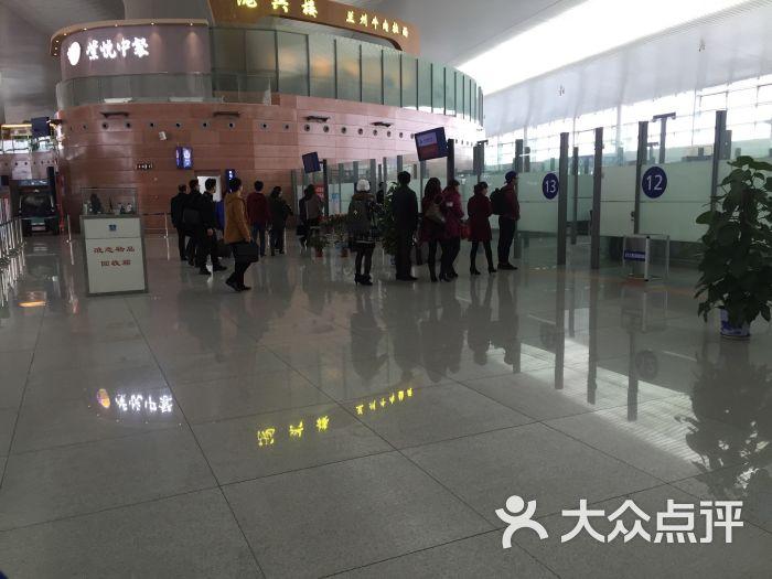 飞机场 烟台蓬莱国际机场