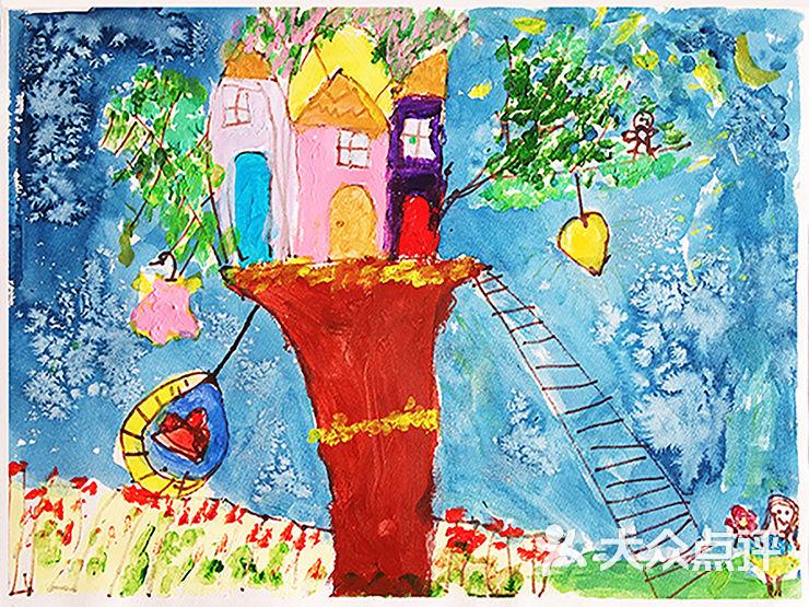 儿童创意美术中心图片