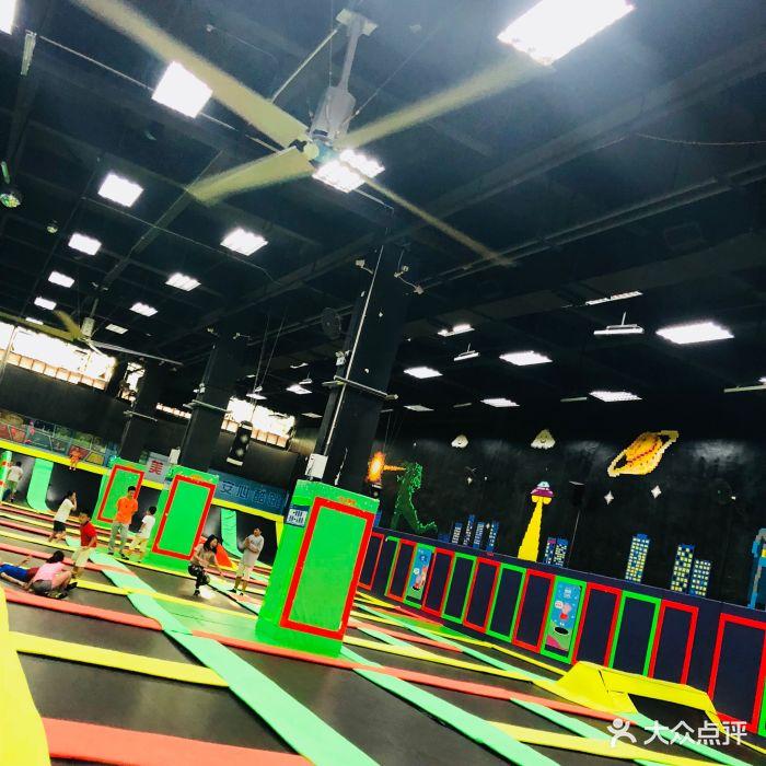 酷跳蹦床主题公园(南山店)图片 - 第46张图片