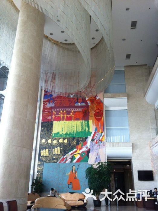 郑和国际酒店 大堂图片 太仓酒店