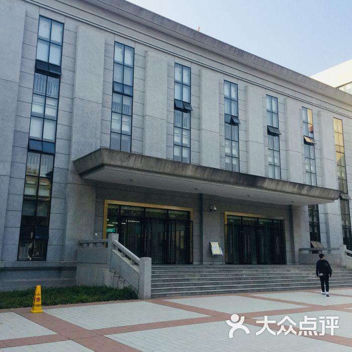 华中科技大学图书馆(主校区)图片 - 第2张