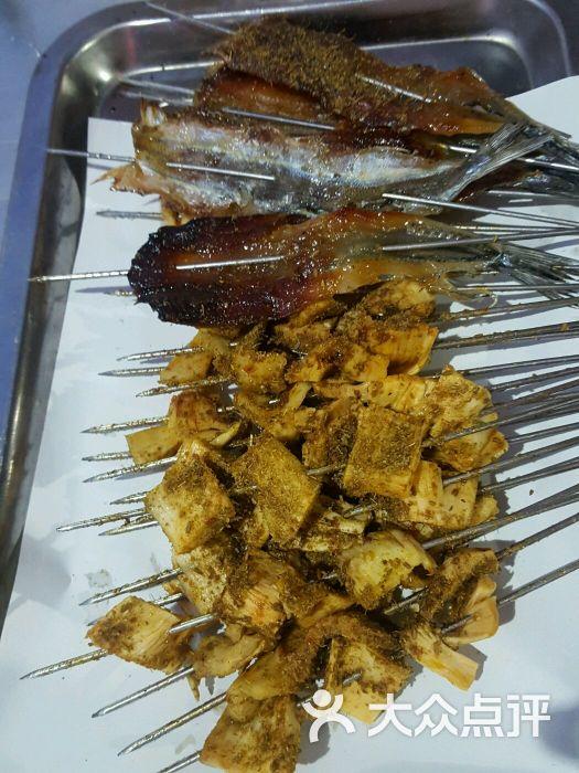 领头羊v美食美食-图片-泰安美食-大众点评网播广场成本主斗鱼图片