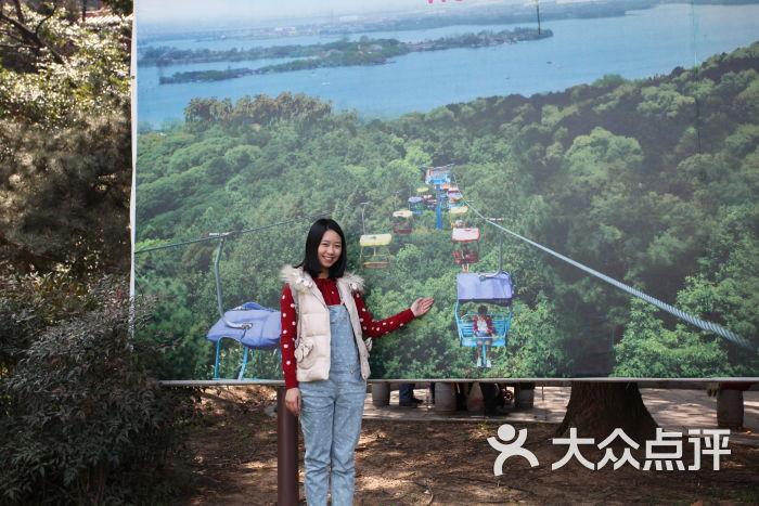 东湖磨山风景区的点评