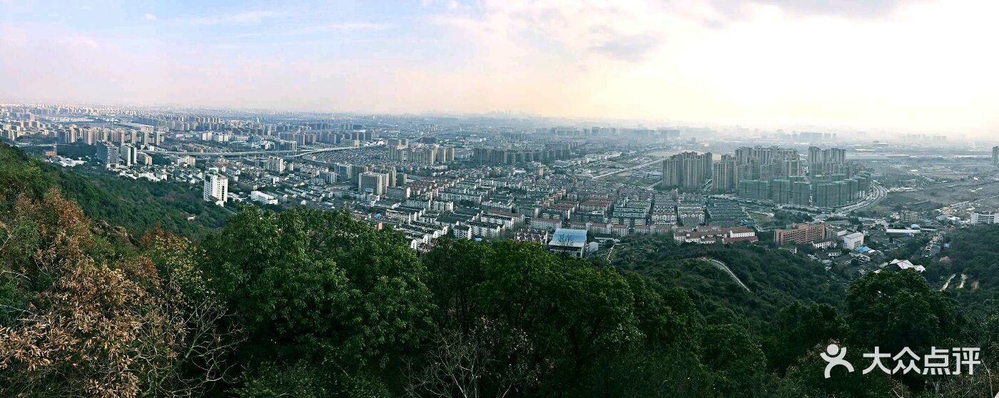 杭州半山国家森林公园的点评