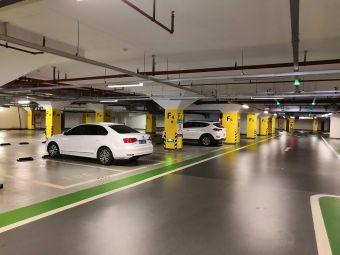湾悦城停车场