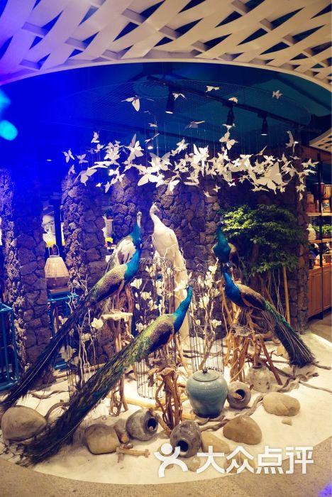 彩泥·云南菜-孔雀餐厅(金桥国际店)的全部点评-上海