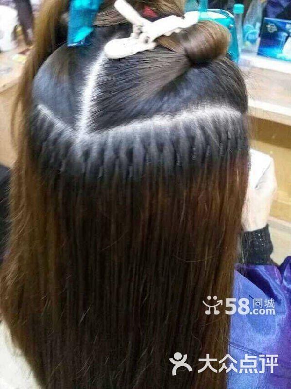 韩式纳米无痕接发-图片-无锡丽人-大众点评网