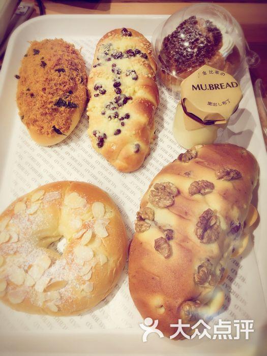 MU.BREAD麦卡优娜(龙盛图片店)-美食-上海美广场国际自助四海一家图片