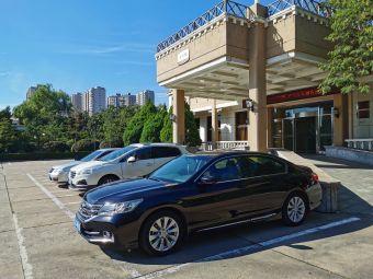 东山宾馆-停车场