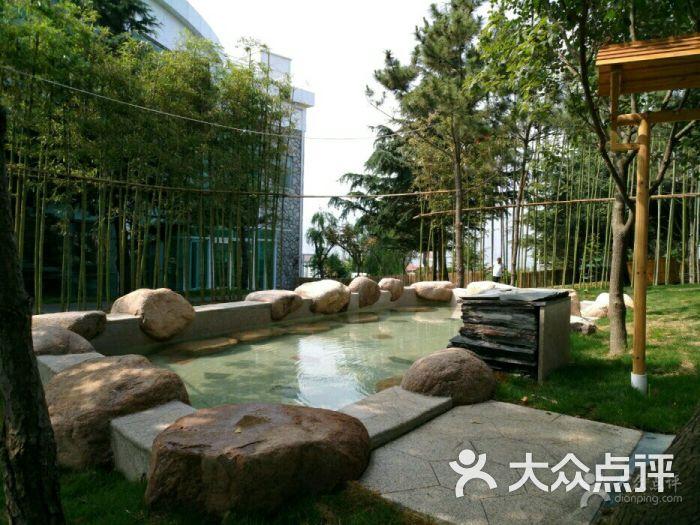 青岛天泰峪尚汤泉温泉度假酒店的点评
